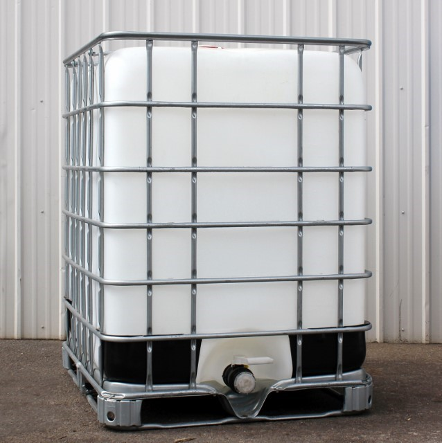 Container Reclaimer 330 Gal Ibc Tote
